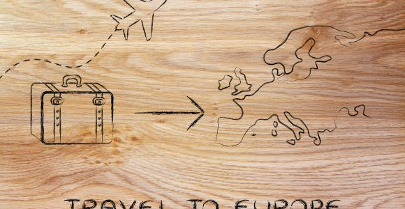Europareise / by fathie /Shutterstock.com